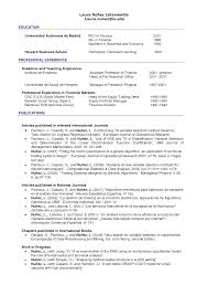 Cosy Harvard Mba Resume format for Hbs Essays Harvard Business School Made  Application Essays
