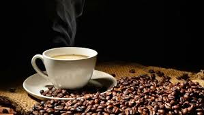 coffee beans cup.  Beans Cup Of Coffee Surrounded By Beans And Coffee Beans Cup F