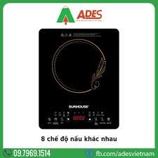 Bếp Điện Từ Sunhouse SHD6806 | Chính hãng Giá rẻ