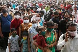 India's coronavirus cases hit record as Mumbai prepares for new lockdown |  Reuters