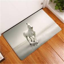 floor mats for home. Simple Floor New Anti Slip Carpets Horse Print Mats Bathroom Floor Kitchen Rugs Home  Living Room 40x60 50x80 Cm Cardog Carpet Tile Installation From Yankai  With For 2