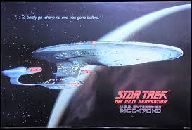 Uss Enterprise Light Up Model Star Trek The Next Generation U S S Enterprise Ncc 1701 D