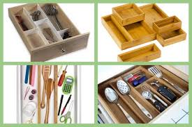 Kitchen Drawer Organizing Kitchen Utensil Drawer Organizer