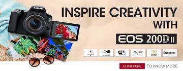 Product List Interchangeable Lens Cameras Canon India