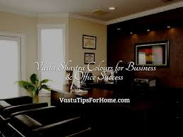 vastu shastra colours for business