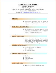 Chronological Resume Format 21 Chronological Resume Example Sample