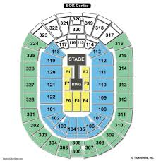 bok center seating chart seating charts and tickets