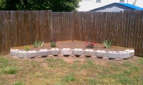 Small Picture Landscape Retaining Wall Ideas Small Garden Best Images Design