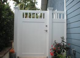 Contemporary Vinyl Privacy Fence Ideas Mart Depot Gates For Design Decorating