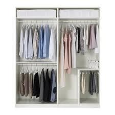 walk in closet organizer. PAX Wardrobe, White Walk In Closet Organizer