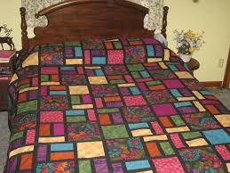 Stained Glass Quilt Pattern Magnificent Quilt Patterns In Stained Glass Cafca Info For