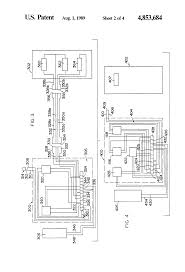 patent us4853684 remote control system for vending machines Vending Machine Wiring Diagram Vending Machine Wiring Diagram #23 vending machine go-127 wiring diagram