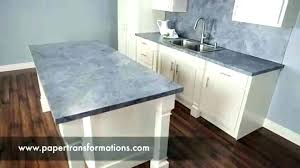 refurbish kitchen countertops resurface laminate painted kitchen countertops before after