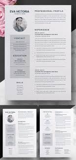 Modern Nurse Resume Format Word Nurse Resume Template Cover Letter Layout Nursing