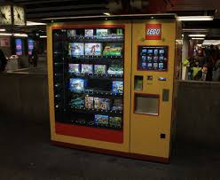 Unique Vending Machines Extraordinary 48 Interesting Vending Machines Around The World