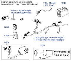 cdi kazuma 50 110cc 4 stroke models petrolscooter uk