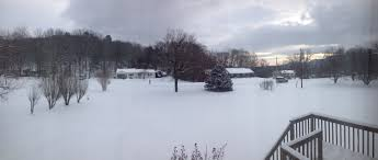 essay on a winter landscape domestic vocation 0551