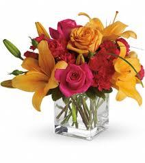 tulsa ok florist home teleflora s uniquely chic flowers view larger