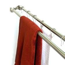 curved double shower curtain rods curved double shower curtain rods double rod shower curtain curved double shower curtain rod inside foxy double curved