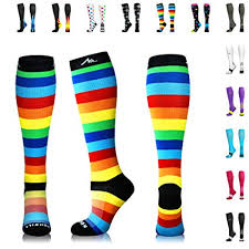 Newzill Compression Socks Size Chart Newzill Compression Socks 20 30mmhg For Men Women Stockings For Running Medical Athletic Edema Diabetic Varicose Veins Travel Pregnancy