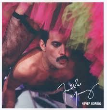 <b>Freddie Mercury</b> - <b>Never</b> Boring (2019, Box Set) | Discogs