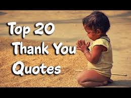 Thank You Quotes Magnificent Top 48 Appreciation Gratitude And Thank You Quotes YouTube