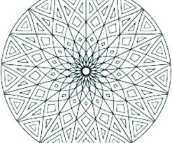 Islamic Mosaic Coloring Pages Mystery Free Christmas Sheets Ts