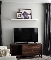 Hidden Tv Cabinets Ana White Modern Floating Shelf Diy Projects