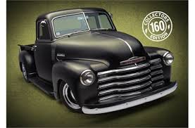The Real Deal: Dave Plickert's 1949 Chevy Pickup - Free Shipping on ...