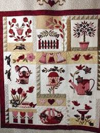 A Vintage christmas by Bunny Hill Designs - would love to do this ... & A Vintage christmas by Bunny Hill Designs - would love to do this!    Quilting Love   Pinterest   Vintage christmas, Bunny and Vintage Adamdwight.com
