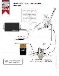 guitar wiring guitar nucleus seymour duncan wiring 1 blackout 1 volume 1 tone