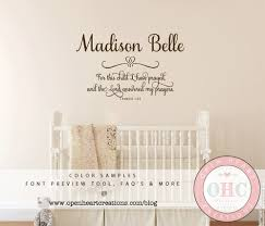 baby nursery baby name for wall in nursery name decorations for wall for this child