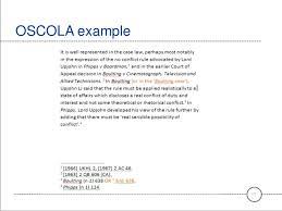 oscola referencing uwl oscola example 17