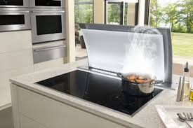 jenn air induction cooktop with downdraft. Modren Cooktop JennAir Induction Cooktop With Downdraft Ventilation Inside Jenn Air With