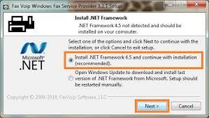 fax voip windows fax service provider v