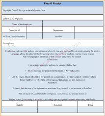 Payroll Template Free 24 Payroll Receipt Template Free Secure Paystub 23