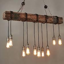 farmhouse style pendant lighting farmhouse style dark distressed wood beam large linear island pendant light bulbs