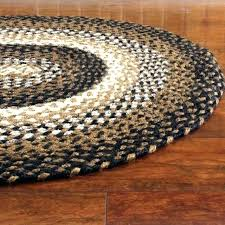 primitive area rugs braided area rug black tan cream oval rectangle primitive country stallion rugs round