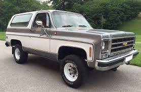 Chevrolet K5 Blazer - Wikipedia