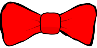 Printable Red Bowtie Thestyleneur Xyz