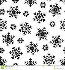 black and white snowflake background. Simple Snowflake Christmas Seamless Pattern Snowflake Background And Black White Snowflake Background M
