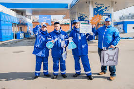 Профэкскурсия на АЗС Газпромнефть ПРИСТАНЬ  нашей жилой программы вместе с ребятами из Колпинского детского дома №9 посетили Школу профессий на АЗС организованную сетью АЗС Газпромнефть
