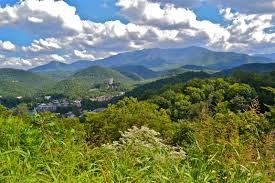 Beauty Appalachian Mountains Extreme Hiking Trail Outdoor