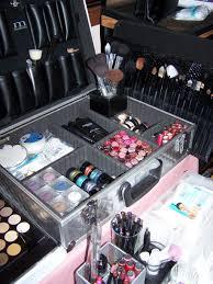 stocked makeup kit