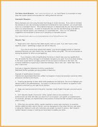 Resume Sample College Student New Resume Sample College Student No