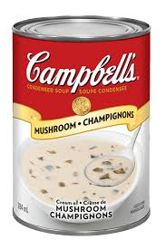campbell s cream of mushroom soup. Perfect Campbell Campbellu0027s Condensed Cream Of Mushroom To Campbell S Of Soup R