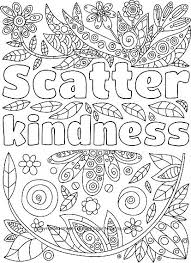 Coloring Pages Kindness Coloring Pages Wonderful Decoration Page