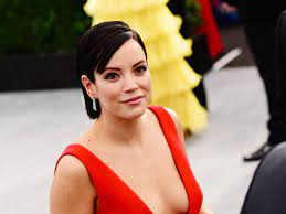 Lily Allen celebrates two years of ...