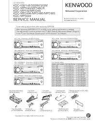 kenwood excelon kdc x994 wiring diagram wiring diagram kenwood kdc 148 wiring diagram wiring diagram datakenwood kdc 108 148 3051m 315m mp1049 mp148cr mp149