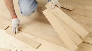 hardwood floor installation types